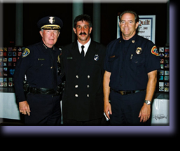 San Diego Police Chief and Fire Chief
