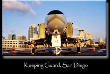 Keeping Guard San Diego