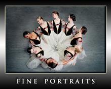 FINE PORTRAITS. Custom and Personal Fine Art Portraiture