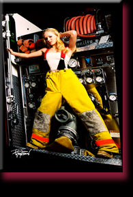 Hot Female Firefighters