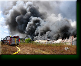 Chemical Warehouse Fire 2009